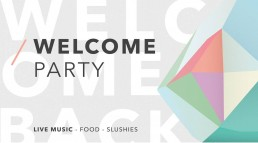 Welcome Party Event